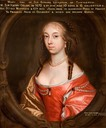 ca. 1670 Lady Mary Gough attributed to Mary Beale (Tamworth Castle - Tamworth, Staffordshire UK)