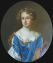 ca. 1670 Lady of the Popham family by circle of Willem Wissing (Roy Precious)