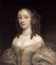 ca. 1670 Mary Bagot, later Countess of Dorset attributed to John Michael Wright (Holburne Museum - Bath UK)