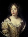 ca. 1671 Madame Liselotte commonly mistaken for the Princess of Conti by Pierre Mignard (location unknown to gogm)