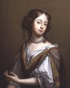 ca. 1678 Elizabeth, Lady Narborough (1658-78) by Simon Pietersz. Verelst (Philip Mould)