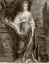 ca. 1680 Henrietta Wentworth, 6th Baroness Wentworth by Robert Williams after Sir Godfrey Kneller