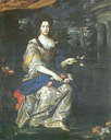 ca. 1687 Electress Anna Maria Luisa after Antonio Franchi (location unknown to gogm)