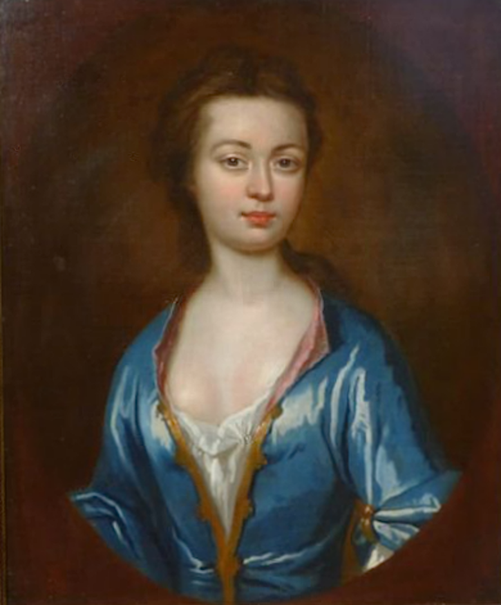 ca. 1710 Dorothy, Lady Townshend attributed to Charles Jervas (for sale by Roy Precious) X 2 despot
