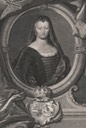 ca. 1711 Dowager Queen of Spain, Maria Anna of Neuburg (1667-1740) by ?