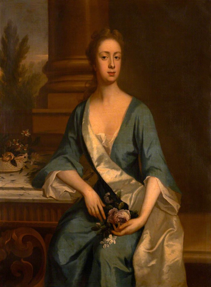 Lady Anne Coventry (1695/1696-1733), Lady Carew