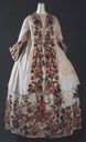 ca. 1725-1740 Casaquin and petticoat Italian (probably Venetian)