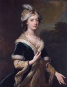 ca. 1730 Elizabeth Howard (1701-1739), eldest daughter of Charles Howard, 3rd earl of Carlisle, in Turkish costume by George Knapton (auctioned by Sotheby's)