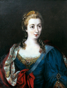 ca. 1750 Princess Maria Teresa, Duchess of Massa and Carrara, Duchess of Modena by Bianca Spina (location unknown to gogm)