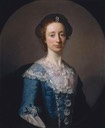 ca. 1751 Elizabeth Davies, Countess of Cavan by Allan Ramsay (National Gallery of Victoria - Melbourne, Australia)