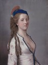 ca. 1754 Lady Ann Somerset, Countess of Northampton, attributed to Jean-Étienne Liotard (auctioned by Christie's)