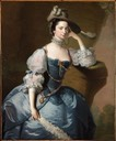 ca. 1755-1756 Margaret, Lady Oxenden by Thomas Hudson (Art Gallery of New South Wales, Sydney)