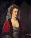 ca. 1760-1764 Lady Catherine Henry in Turkish Dress by ? (Tate Collection)