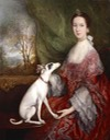 ca. 1760 Elizabeth Jackson, Mrs Morton Pleydell by Thomas Gainsborough (Gainsborough House - Sudbury, Suffolk, UK) From Philip Mould trimmed