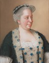 ca. 1760 Empress Maria Theresia by Jean-Etienne Liotard (Rijksmuseum)