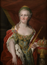 ca. 1770 Catherine II by ? (auctioned by Leclere) From Leclere Web site 50 pixels/cm