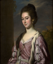 ca. 1770 Jane Pelham (later Cressett Pelham) (née Hardinge) (1740-1820) by Nathaniel Dance Holland (Philip Mould - London, UK)