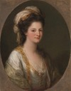 ca. 1770 Woman, traditionally identified as Lady Hervey by Angelica Kauffmann (Yale Center for British Art, Yale University - New Haven, Connecticult, USA) From Google Art Project via Wikimedia