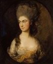 ca. 1780 Anne, Duchess of Cumberland by Thomas Gainsborough (Lady Lever Art Gallery, Liverpool UK)