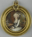 ca. 1787 Hedvig-Elisabeth-Charlotte of Holstein- Gottorp, Queen of Sweden by Peter Adolf Hall (Wallace Collection - London, UK) From Wallace Collection's Web site X 2