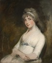 ca. 1792 Anne, Lady Grenville, née Pitt by John Hoppner (auctioned by Christie's)