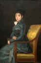 ca. 1803/1804 Thérèse Louise de Sureda by Francisco José de Goya y Lucientes (National Gallery of Art - Washington, DC USA)