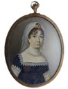 ca. 1807 H.R.H. Princess Elizabeth, later Landgravine of Hesse-Homburg by George Engleheart (Ellison Fine Art)