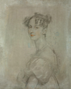 ca. 1812 Daria Lieven by Sir Thomas Lawrence (State Hermitage Museum - St. Petersburg Russia)