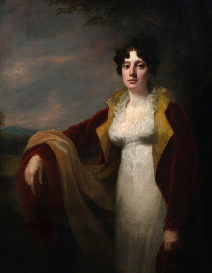 Lady Seton Steuart of Touch (1790-1860)