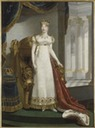 ca. 1813 Marie Louise by Marie Guillermine Benoist (Château Fontainebleau, Fontainebleau France)