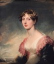 1817 Mary, Countess of Plymouth by Sir Thomas Lawrence (Fine Arts Museums of San Francisco, California Palace of the Legion of Honor - San Francisco, California USA)