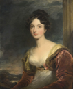 ca. 1817 Mrs. Charles Fraser of Castle Fraser by Sir Thomas Lawrence (Philadelphia Museum of Art - Philadelphia, Pennsylvania USA)
