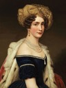 ca. 1825 Auguste Amalie, Princess of Bayern by Joseph Karl Stieler (auctioned by Ketterer Kunst) From pinterest.com:AlexyMet:ritratti-aristocratici-eleganti: despot