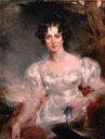 ca. 1825 Lady Charles Cavendish Bentinck by Sir Thomas Lawrence (private collection)