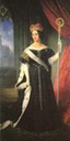 ca. 1835 Maria Theresia Isabella of Austria, Queen of the Two Sicilies by ? (location unknown to gogm)