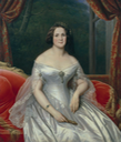 ca. 1844 Anna Benardaki, née Kipouro by Carl von Steuben (State Hermitage Museum - St. Petersburg, Russia) From the museum's Web site decreased temperature