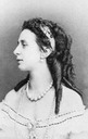1865 Grand Duchess Alexandra Iosifovna of Russia