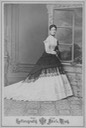 ca. 1864 Maria Anunciata of Bourbon Two Sicílies by Adèle Perlmutter Wm detint