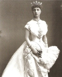ca. 1875 Marchioness of Londonberry