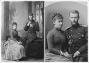 ca. 1884 Grand Princess Elizabeth Feodorovna and Grand Duke Sergei Alexandrovich by ? (Hessisches Staatsarchiv Darmstadt) From themauveroom.com-post-82713550566-grand-duchess-ella-feodorovna-and-grand-duke X 2 detint