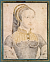 ca. 1548 Jeanne d'Albret by François Clouet (Musée Condé, Chantilly France)