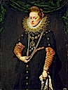 ca. 1603 Archduchess Constance, Queen of Poland by Frans Pourbus the Younger (location unknown to gogm)