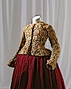 ca. 1616 British linen, silk, and metal jacket (Metropolitan Museum of Art - New York City, New York USA)