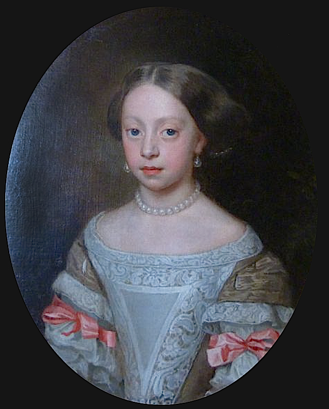 ca. 1660 Young Noblewoman attributed to Pier Francesco Cittadini (Roy Precious)