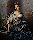 ca. 1690 Catherine Sedley, Countess of Dorchester (?) by John Closterman (sold by Roy Precious)