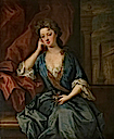 ca. 1723 Miss Vere Isham (1686–1760), Daughter of 4th Bt Isham by Charles d'Agar (Lamport Hall - Lamport, Northamptonshire UK)