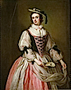 ca. 1745 Frances Macartney, later Greville by George Knapton (private collection)