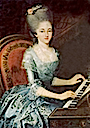 ca. 1760 (?) Eleonora Theresa Savoia by ? (location unknown to gogm)
