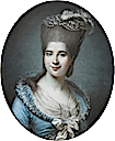 ca. 1782 Madame Antoine Seguier, nee Vastal by Pierre Adolphe Hall after Alexandre Kucharski (private collection)