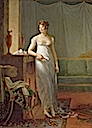 ca. 1808 Madame Charles-Maurice de Talleyrand-Périgord, later Princesse de Bénévent (née Noël-Catherine Verlée by Baron François Gérard (Metropolitan Museum of Art - New York City, New York USA)